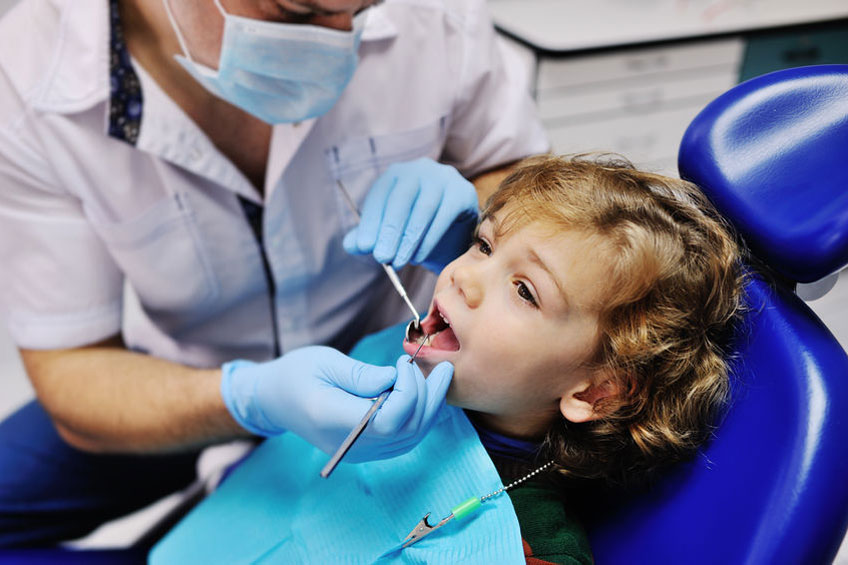 Your Child's First Dental Experience